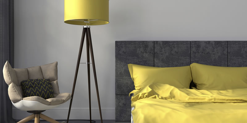 Yellow. How Yellow Room Color Affects Mood & How Room Color Affects Mood