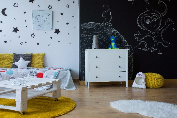 Decorating Tips for Kids' Bedrooms