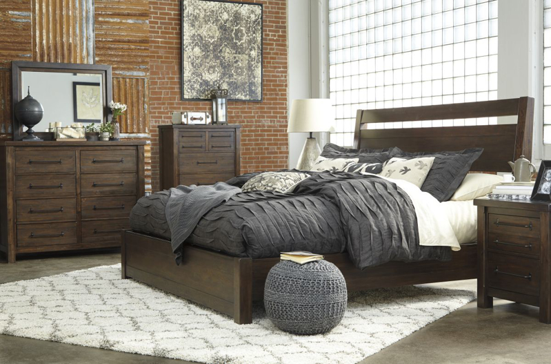 Starmore King Size Bed