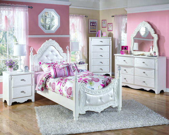 Picture of Exquisite Twin Size Bed