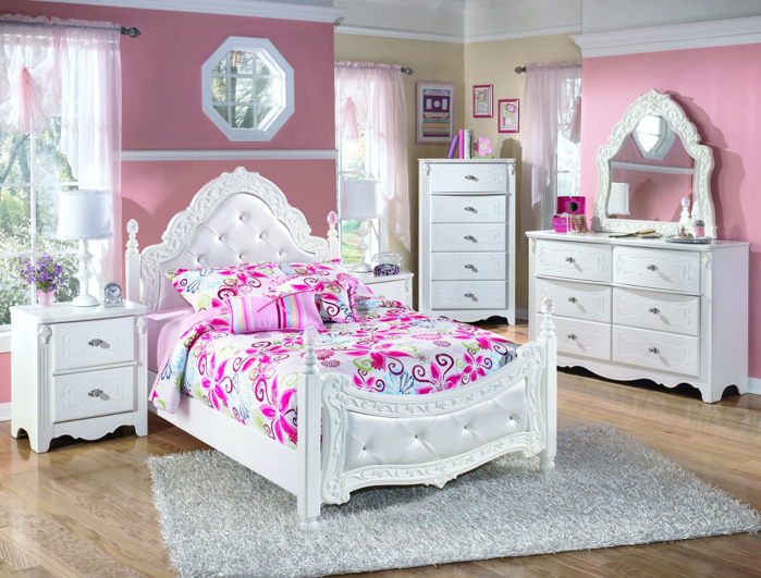 Picture of Exquisite Full Size Bed