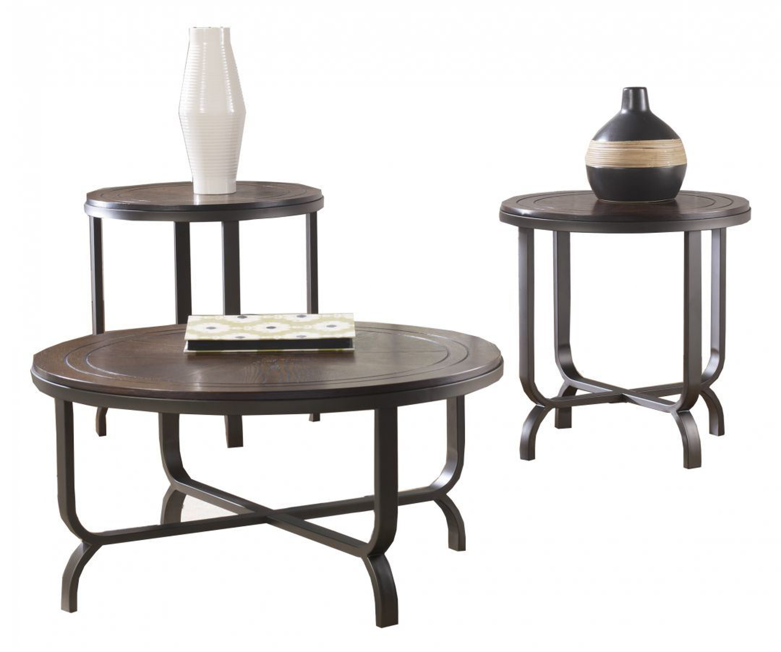 Picture of Ferlin 3 Piece Table Set