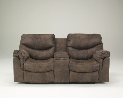 Picture of Alzena Reclining Loveseat