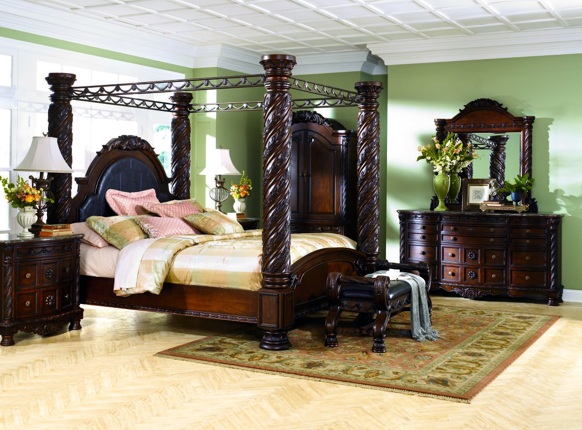 Picture of North Shore King Size Bed