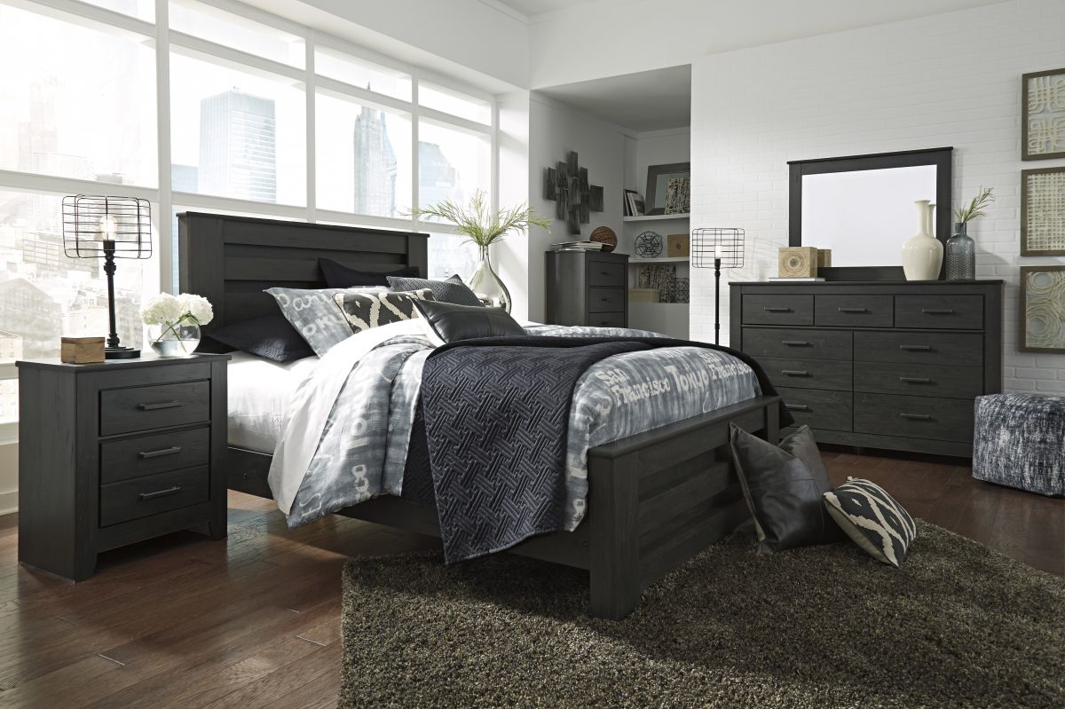 Picture of Brinxton Queen Size Bed