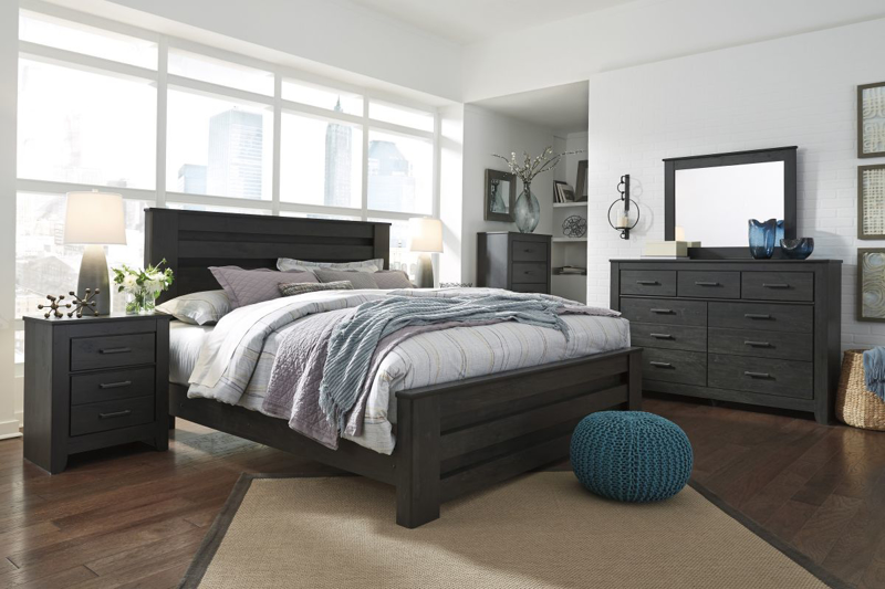 Brinxton King Size Bed