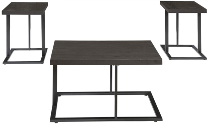 Picture of Airdon 3 Piece Table Set