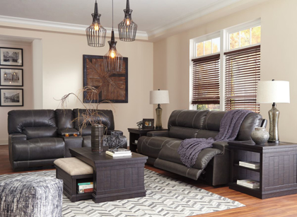 Picture of McCaskill Reclining Power Loveseat