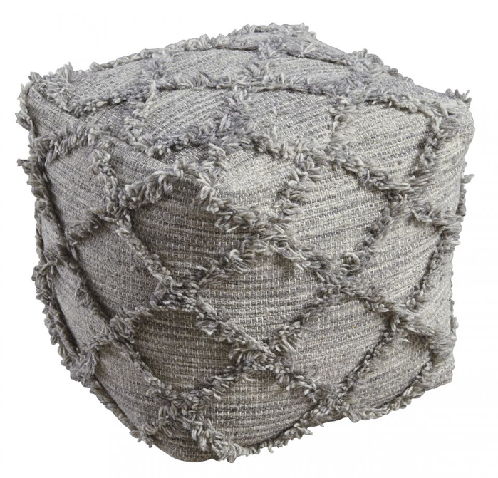 Picture of Adelphie Pouf Ottoman