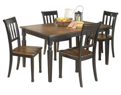 Picture of Owingsville Table & 4 Chairs