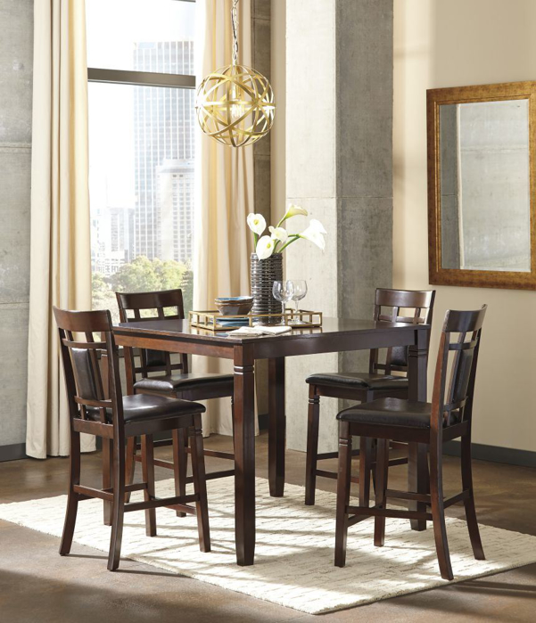 Picture of Bennox Pub Table & 4 Stools