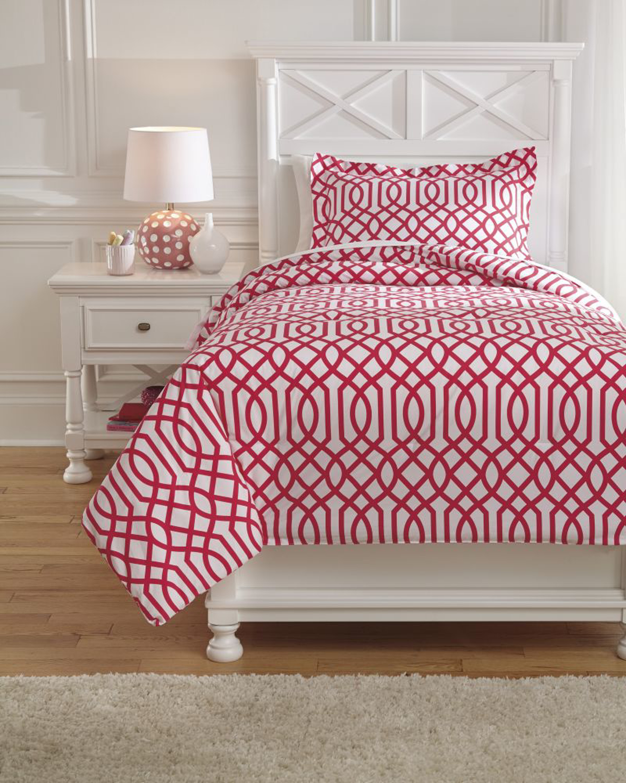 Picture of Loomis Twin Comforter Set