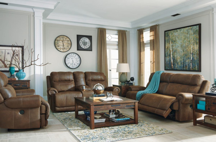 Picture of Austere Reclining Power Loveseat