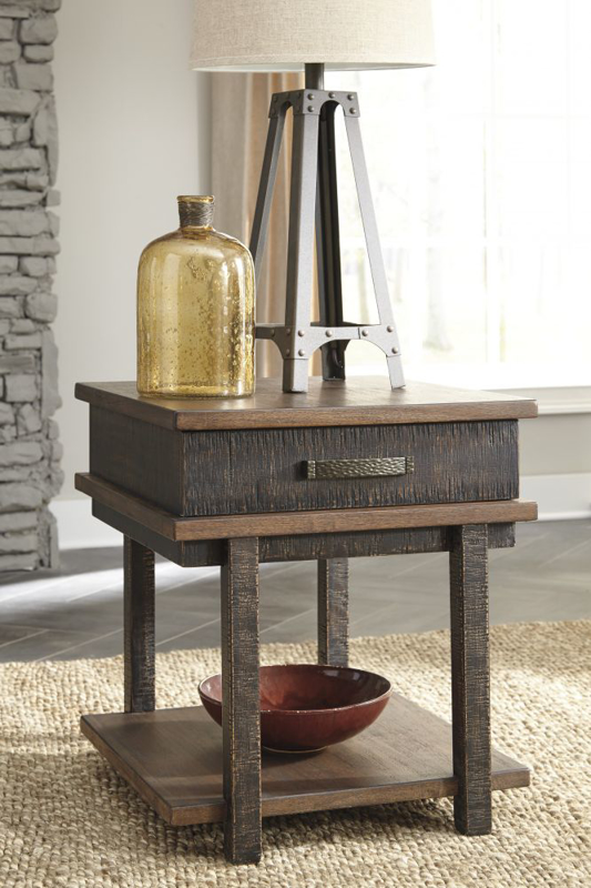 Stanah End Table