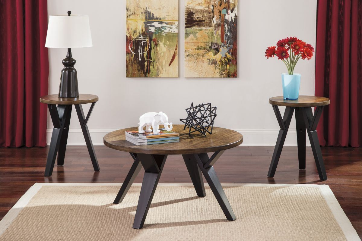 Picture of Ingel 3 Piece Table Set