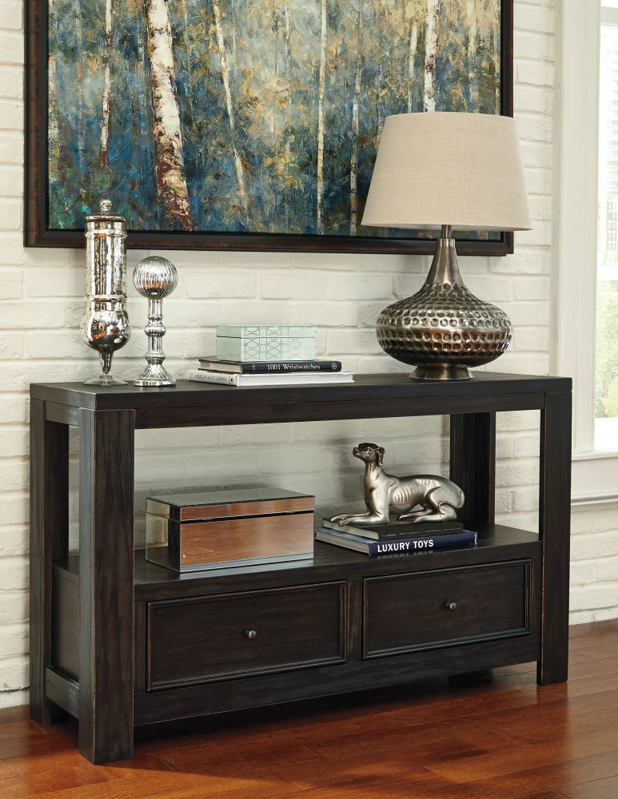 Gavelston Console Sofa Table