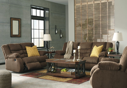 Picture of Tulen Reclining Loveseat