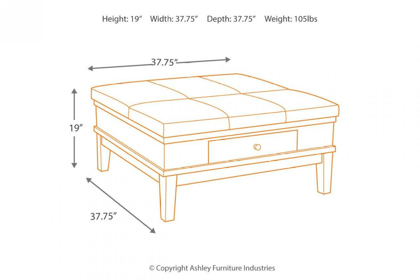 Picture of Gately Coffee Table