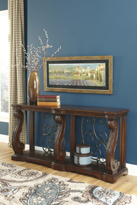 Picture of Alymere Console Sofa Table