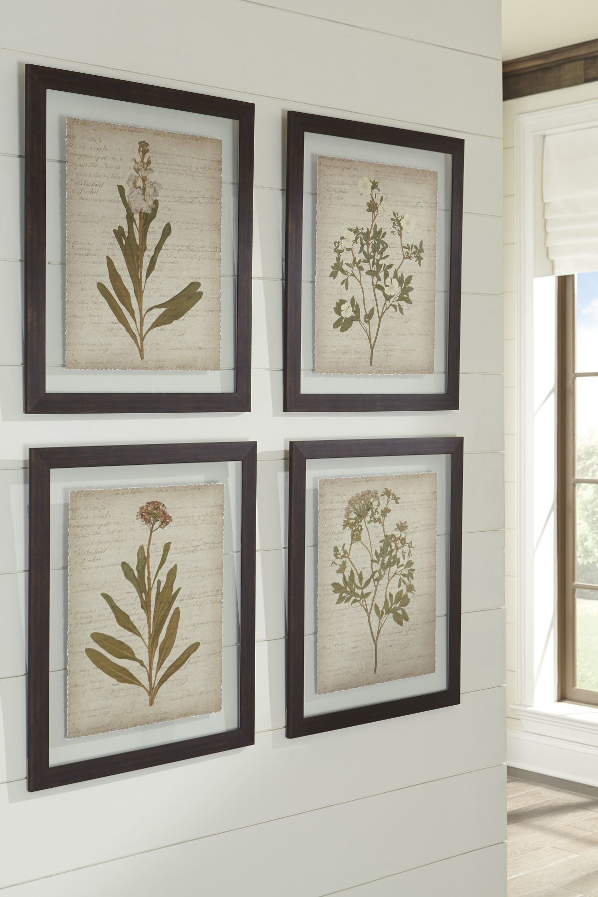 Picture of Dyani 4 Piece Wall Art Set