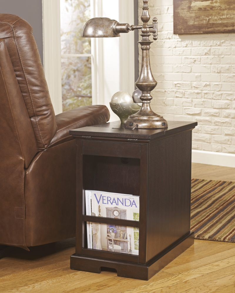 Picture of Laflorn End Table