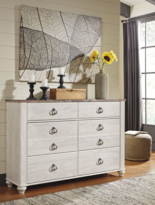Picture of Willowton Dresser