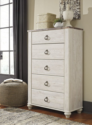 Picture of Willowton Chest of Drawers