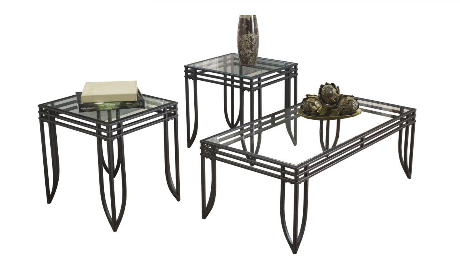 Picture of Exeter 3 Piece Table Set
