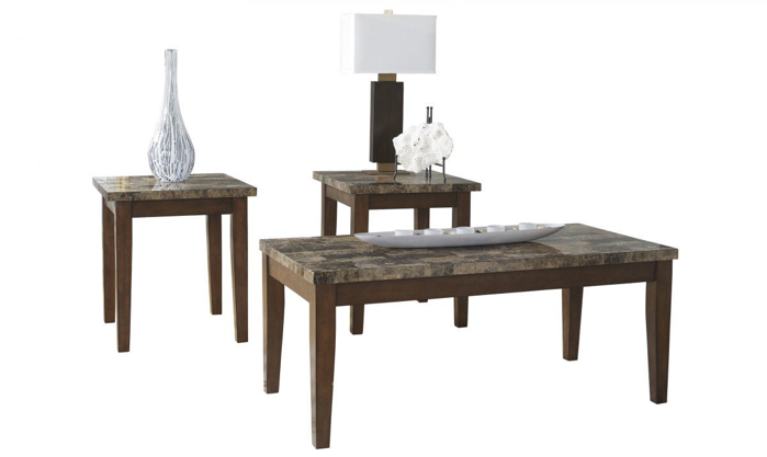 Picture of Theo 3 Piece Table Set