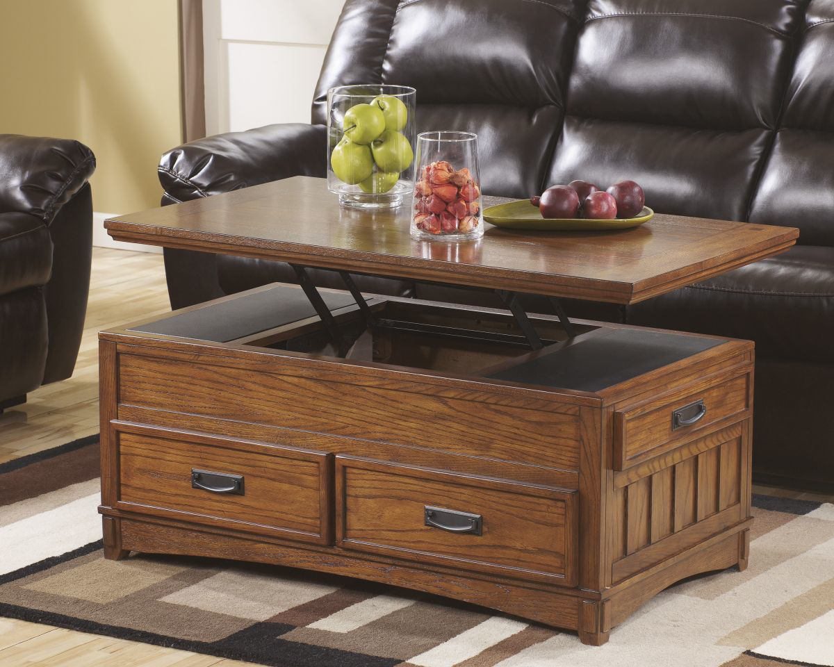Picture of Cross Island Coffee Table