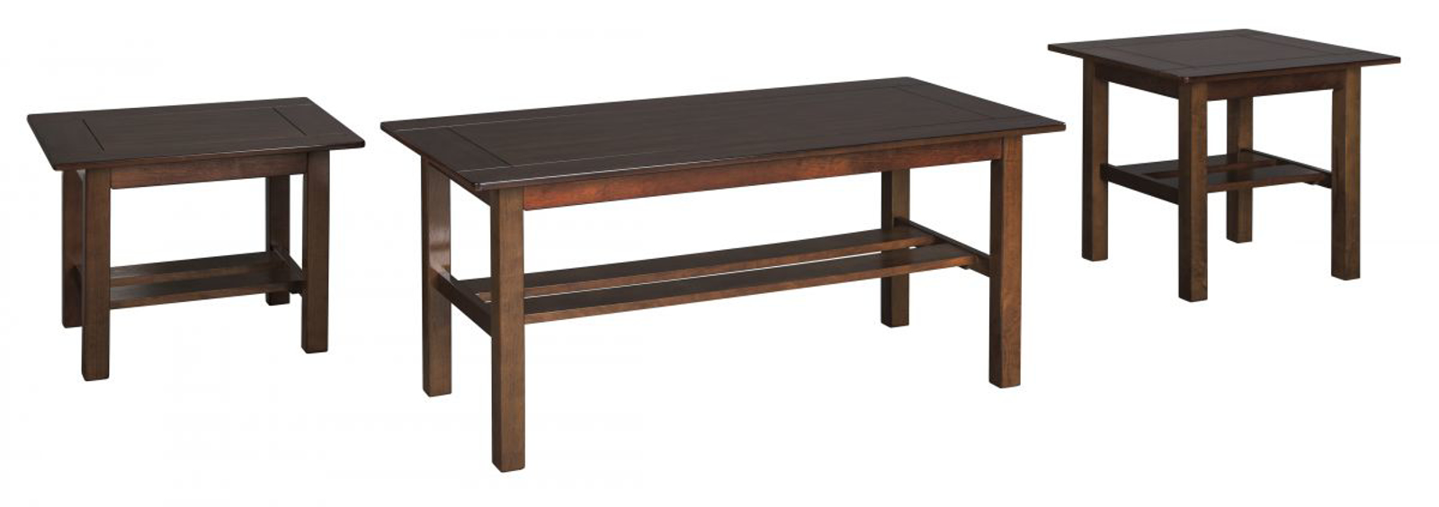 Picture of Lewis 3 Piece Table Set