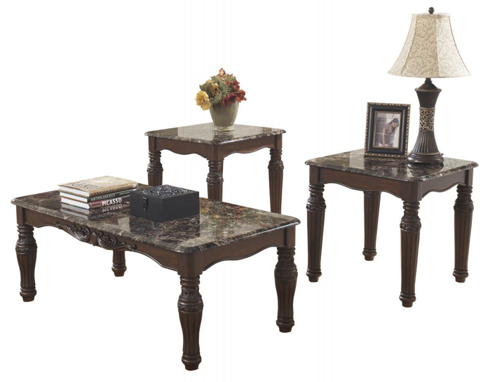 Picture of North Shore 3 Piece Table Set