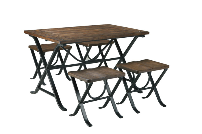 Picture of Freimore Table & 4 Chairs