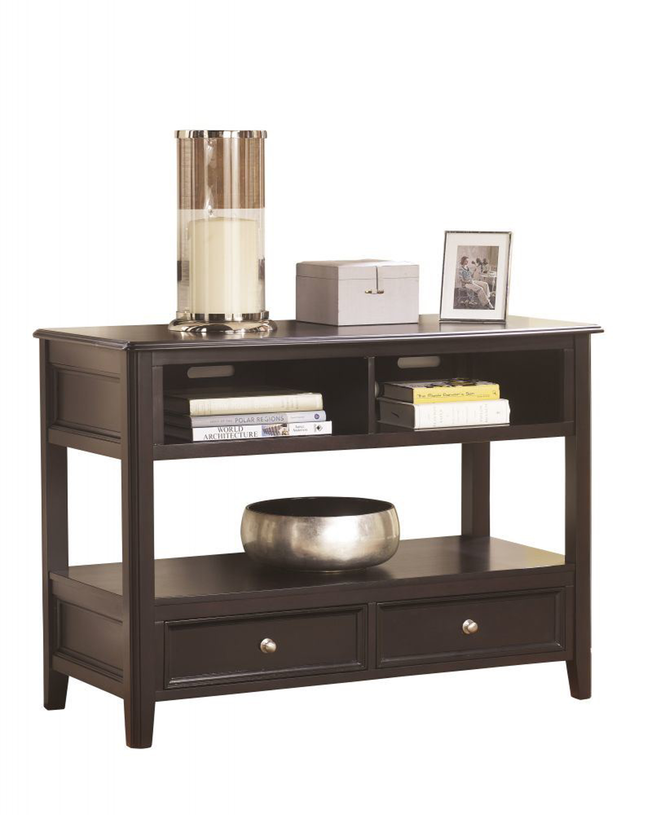 Outstanding Carlyle Console Sofa Table Ncnpc Chair Design For Home Ncnpcorg