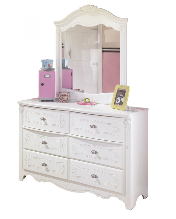 Picture of Exquisite Dresser & Mirror