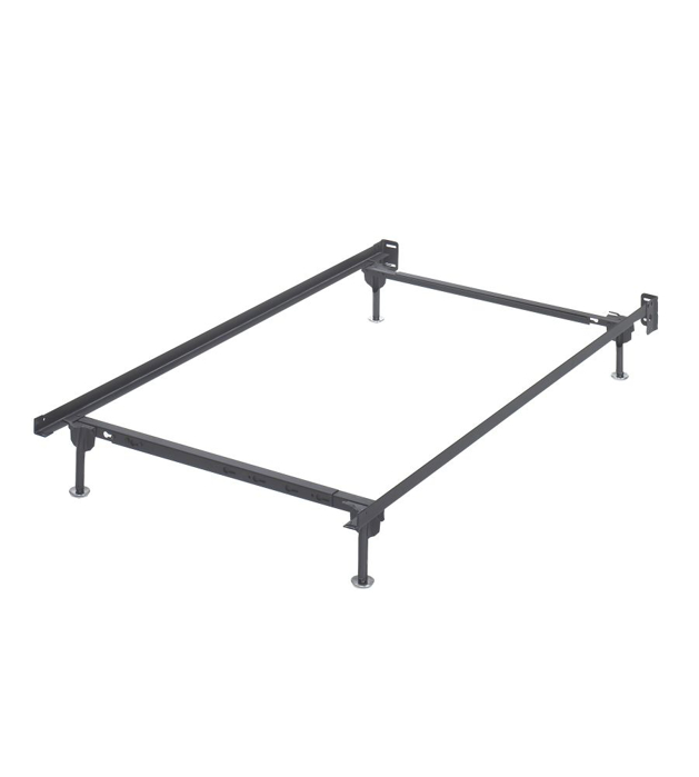 Picture of Twin or Full Metal Bed Frame