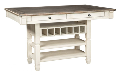 Picture of Bolanburg Counter Height Pub Table