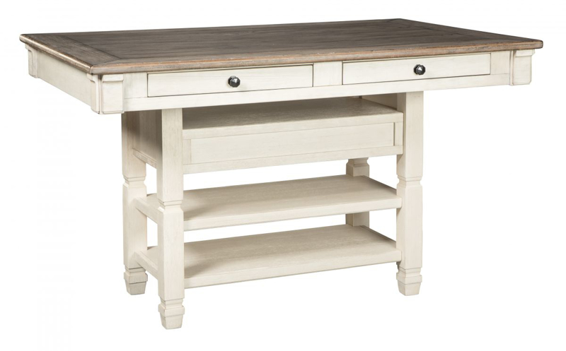 Bolanburg Counter Height Pub Table
