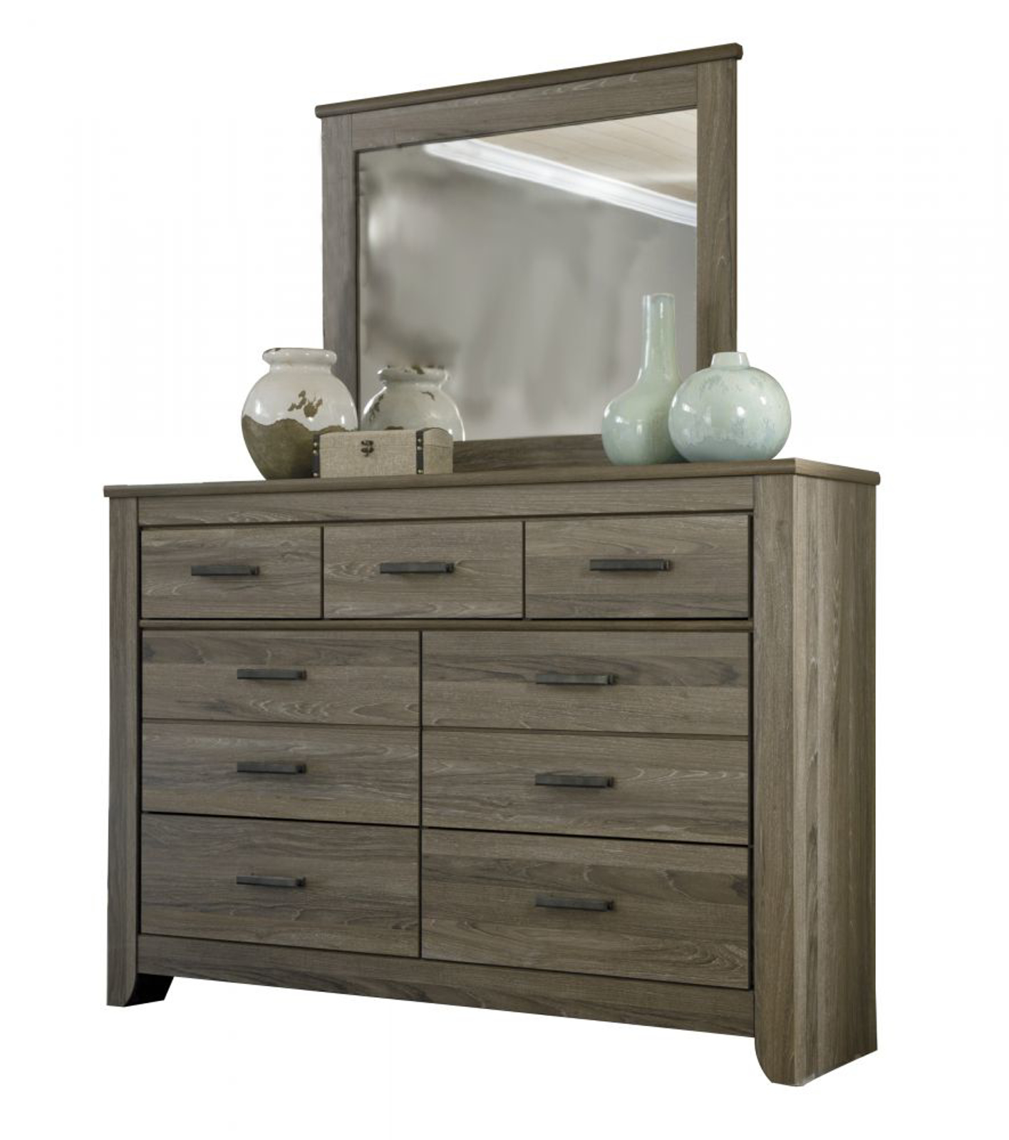 Picture of Zelen Dresser & Mirror