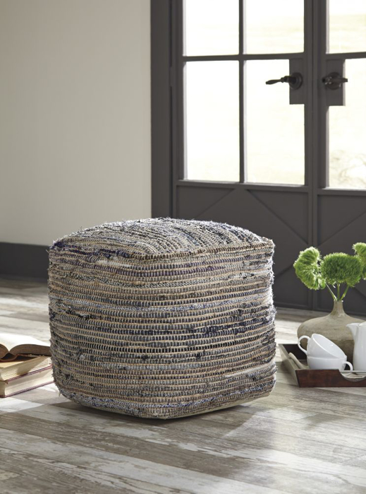 Picture of Absalom Pouf Ottoman