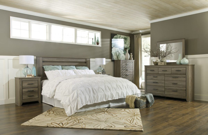 Picture of Zelen King/Cal-King Size Headboard