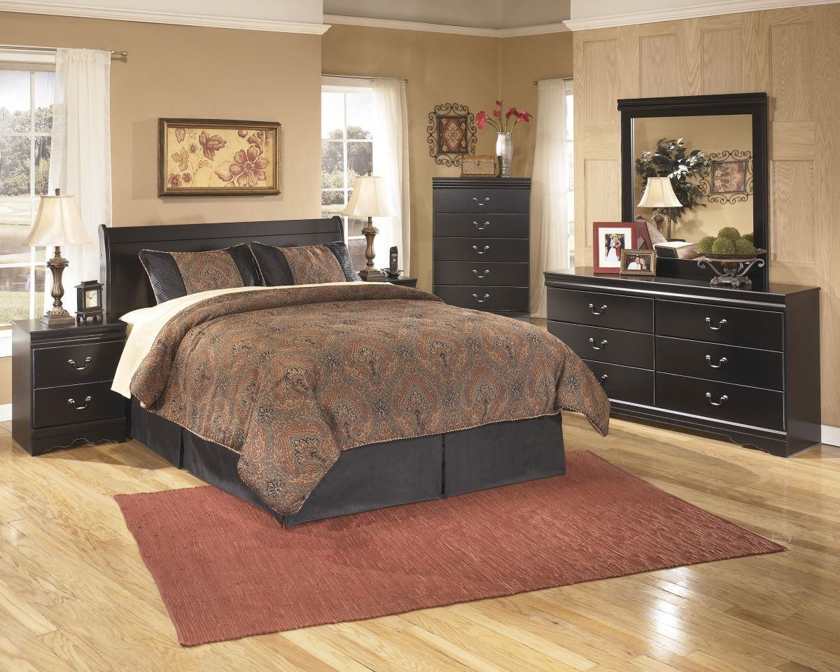 Picture of Huey Vineyard King Size Headboard