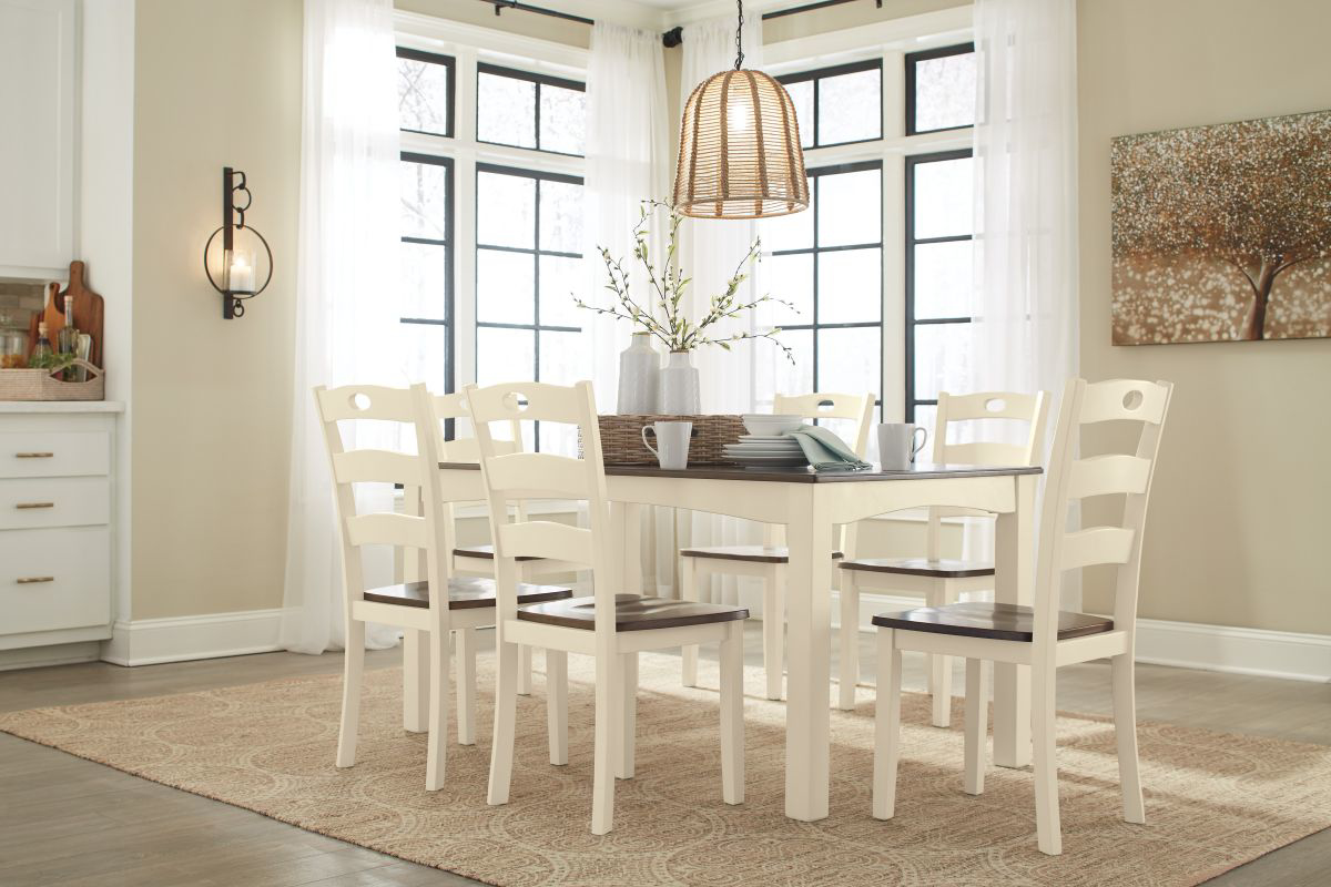 Picture of Woodanville Table & 6 Chairs