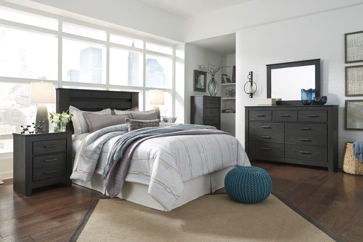 Picture of Brinxton King/Cal-King Size Headboard