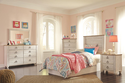 Picture of Willowton Twin Size Headboard