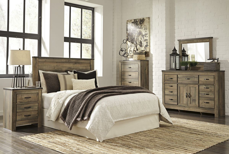 Trinell Queen Size Headboard