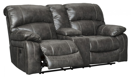 Picture of Dunwell Reclining Power Loveseat