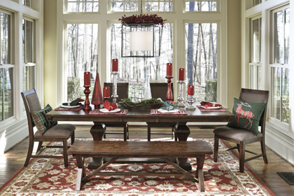 Picture of Windville Dining Table