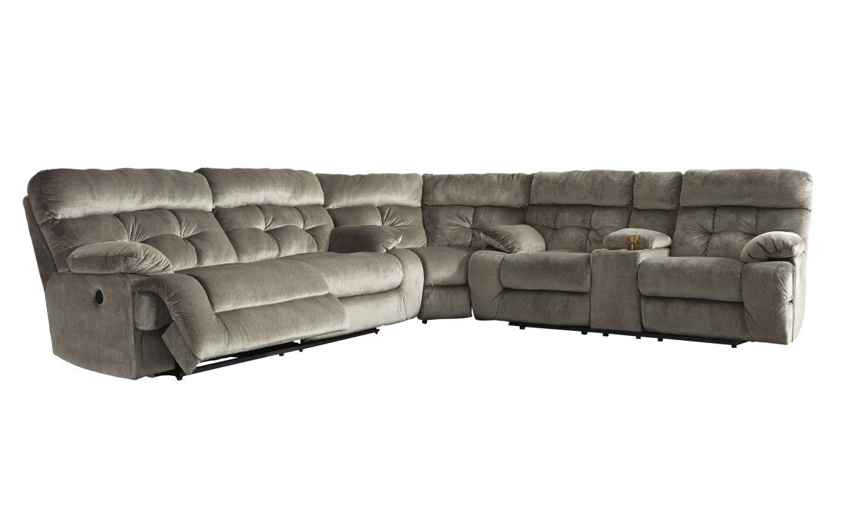 Picture of Brassville Reclining Power Sectional
