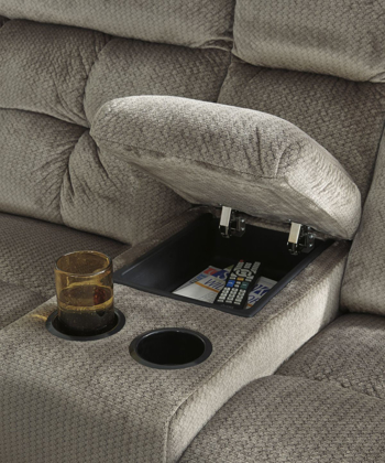 Picture of Brassville Reclining Sectional